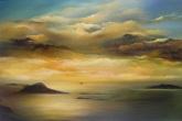 """Blasket Islands - Oil on canvas 20 x 30"""""""