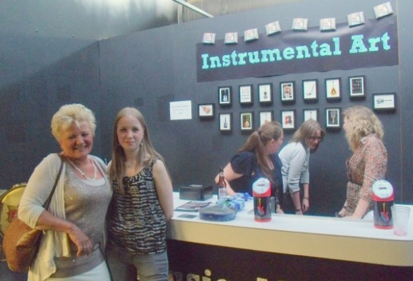 Instrumental Art Dublin - Saoirse Meehan and Donna McGee