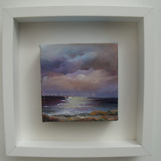 Miniature Irish Landscape Oil Paintings at affordable prices
