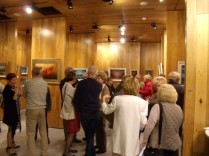 Shades of Diversity Art Exhibition Opening Night