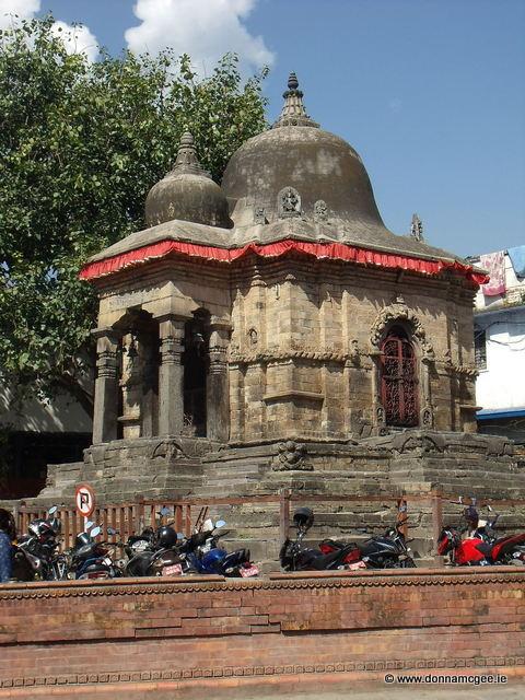 At the old palace, Kathmandu