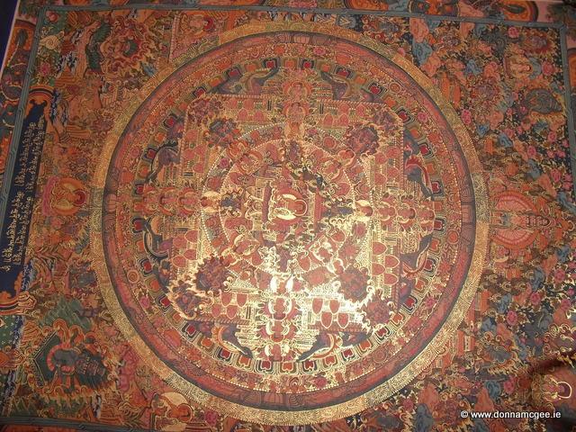Thangka Mandala Painting